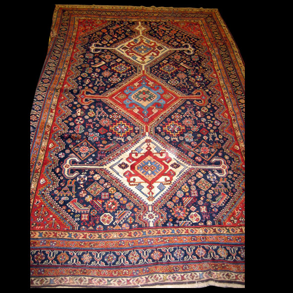 Persian Serab runner Caucasian design